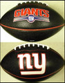 New York Giants NFL PT6 Full Size Black Football