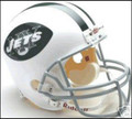 New York Jets 1965-77 Throwback Full Size Replica Helmet