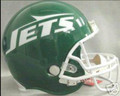 New York Jets 1978-89 Throwback Full Size Replica Helmet