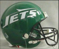 New York Jets 1990-97 Throwback Full Size Authentic Helmet