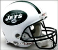 New York Jets Full Size Authentic Helmet