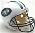 New York Jets Full Size Replica Helmet