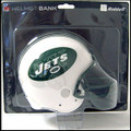 New York Jets Helmet Bank
