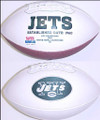 New York Jets Full Size Logo Football