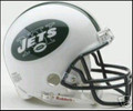 New York Jets Mini Replica Helmet