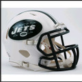 New York Jets Mini Speed Football Helmet