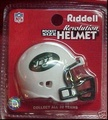 New York Jets NFL Pocket Pro Single Football Helmet