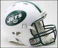 New York Jets Revolution Full Size Authentic Helmet