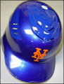 New York Mets Right Flap CoolFlo Official Batting Helmet