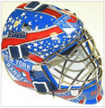 New York Rangers Mini Replica Goalie Mask