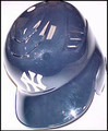 New York Yankees Left Flap CoolFlo Official Batting Helmet