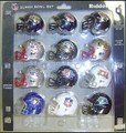 NFL Super Bowl 12-Pack NFL Pocket Pro Set Series Three