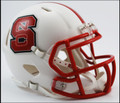 North Carolina State Wolfpack Mini Speed Helmet