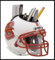 North Carolina State Wolf Pack Helmet Desk Caddy