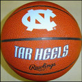 North Carolina Tar Heels Full Size Tip Off Basketball