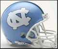 North Carolina Tar Heels Mini Replica Helmet
