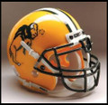 North Dakota State Bison Mini Authentic Schutt Helmet