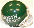 North Texas Mini Replica Helmet