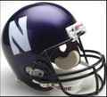 Northwestern Wildcats Full Size Replica Helmet