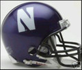 Northwestern Wildcats Mini Replica Helmet