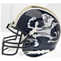 Notre Dame Fighting Irish Mini Authentic Helmet Schutt 2012 Alt