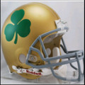 Notre Dame Fighting Irish Shamrock Riddell NCAA Collegiate Authentic