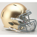 Notre Dame Fighting Irish Hydroskin Authentic Speed Helmet