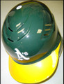 Oakland Athletics Left Flap CoolFlo Official Batting Helmet