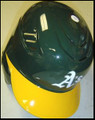 Oakland Athletics Right Flap CoolFlo Official Batting Helmet