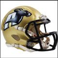 Akron Zips NCAA Mini Speed Football Helmet