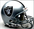 Oakland Raiders Full Size Authentic Helmet