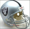 Oakland Raiders Full Size Replica Helmet
