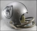 Oakland Raiders Full Size TK Suspension Throwback Helmet 1963