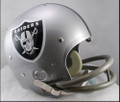 Oakland Raiders Full Size TK Suspension Throwback Helmet 1964