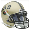 Alabama Birmingham Blazers Mini Authentic Schutt Helmet