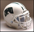 Ohio Bobcats Mini Authentic Schutt Helmet