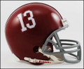 Alabama Crimson Tide #13 Mini Replica National Champion