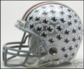 Ohio State Buckeyes Mini Replica Helmet