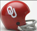 Oklahoma Sooners 1967-76 Mini Replica Helmet