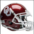 Oklahoma Sooners Authentic Schutt XP Football Helmet
