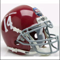 Alabama Crimson Tide 2011 BCS Mini National Champs