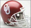 Oklahoma Sooners Full Size Authentic Helmet