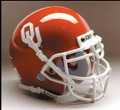 Oklahoma Sooners Full Size Authentic Schutt Helmet