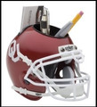 Oklahoma Sooners Helmet Desk Caddy