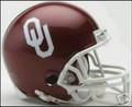 Oklahoma Sooners Mini Replica Helmet