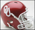 Oklahoma Sooners Revolution Full Size Authentic Helmet