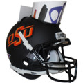 Oklahoma State Cowboys Mini Football Helmet Desk Caddy BLACK NEW
