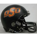 Oklahoma State Cowboys NCAA Mini Football Helmet Black