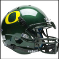 Oregon Ducks Authentic Schutt NCAA Green XP Football Helmet