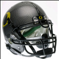 Oregon Ducks Carbon Fiber Authentic College Football Helmet Schutt 70000504-1
